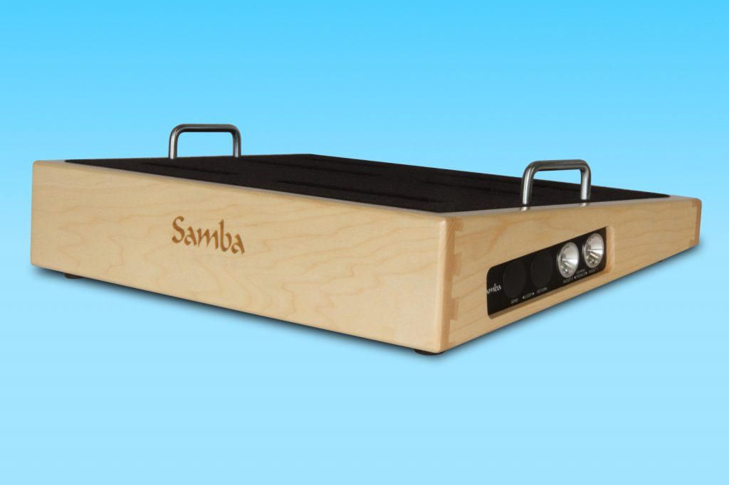 SP-131 Pedalboards in Standard Maple